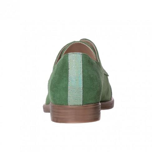 Pantofi MARGARETE verde