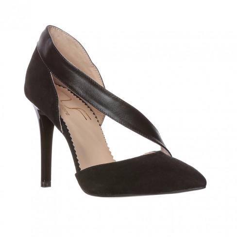 Pantofi NERI negru