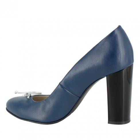 Pantofi MUSCATO albastru