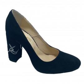 Pantofi NARCISI negru