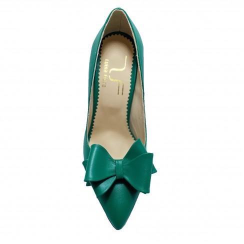 Pantofi SINA verde