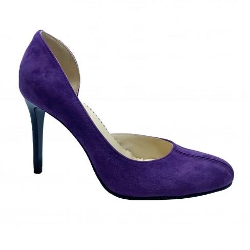 Pantofi PRESTO mov