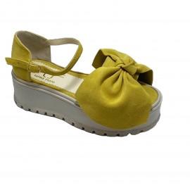 Sandale MAYA galben