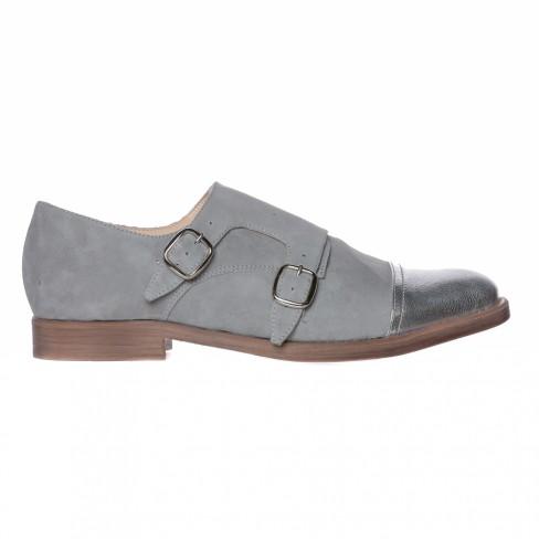 Pantofi PRIMULA gri