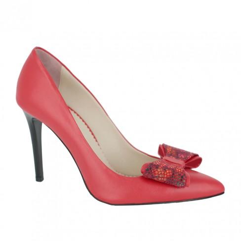Pantofi BEGONIA rosu