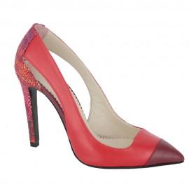 Pantofi HOYA rosu