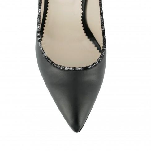Pantofi AGAVE negru
