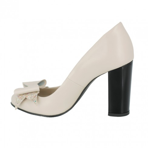 Pantofi ROSA bej