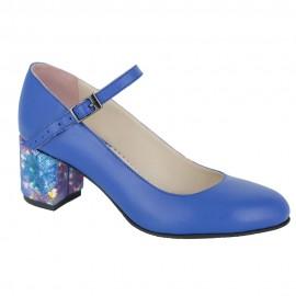 Pantofi SONAGLI albastru