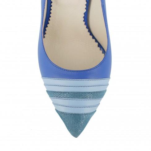 Pantofi DIANTHUS albastru