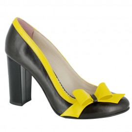 Pantofi FALCATUS  maro trabuc