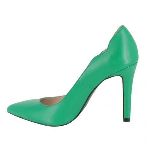 Pantofi AGAVE verde