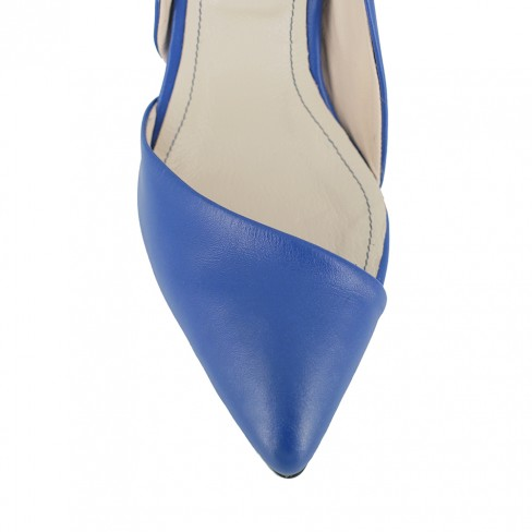 Pantofi TULIPANO albastru