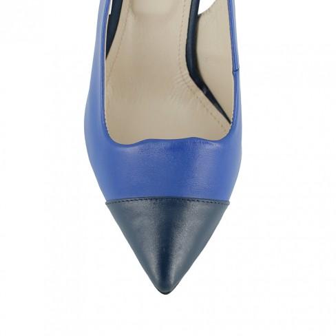 Pantofi HOYA albastru