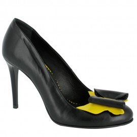 Pantofi VIOLA negru