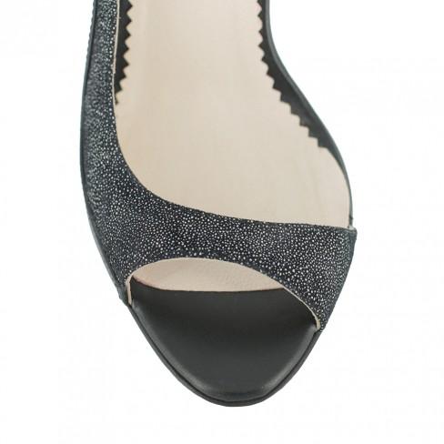 Sandale NERIUM negru