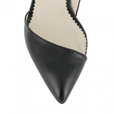 Pantof TULIPANO negru