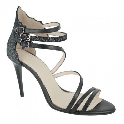Sandale AMMIRAGLIO negru