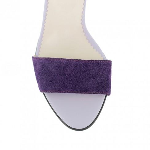 Sandale BUCANEVE lila