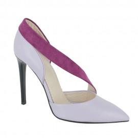 Pantofi NERI lila
