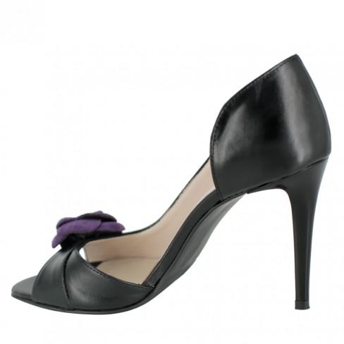 Sandale PETUNIA negru