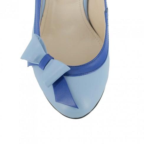 Pantofi MEDILLINA albastru