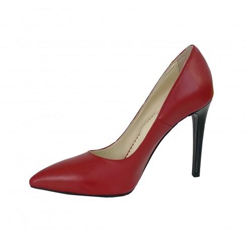 Pantofi CALENDULA rosu