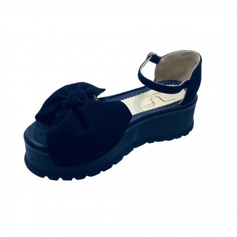 Sandale MAYA negru