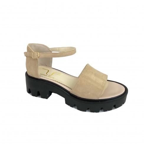 Sandale TANYA bej