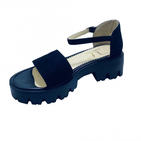 Sandale TANYA negru
