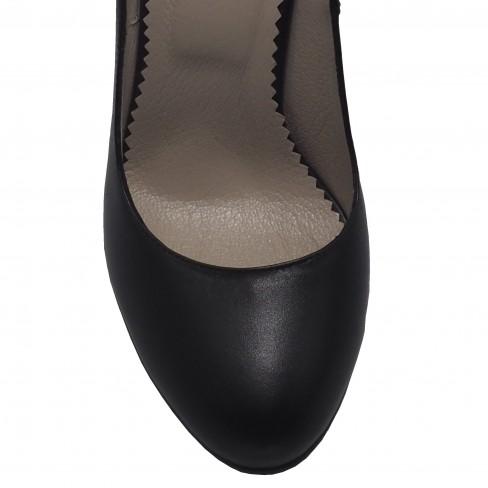 Pantofi SIMINIC negru
