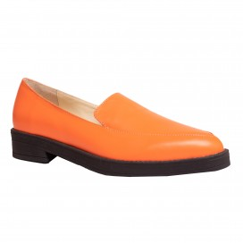 Pantofi AGATA portocaliu