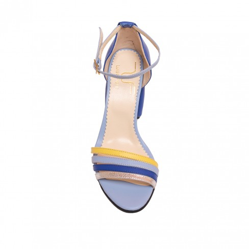 Sandale ANNE albastru