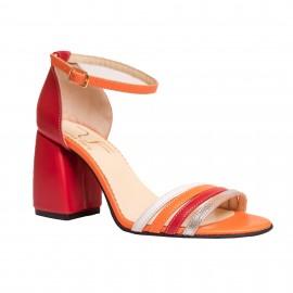 Sandale ANNE rosu
