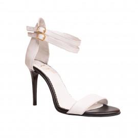 Sandale DELLA NOTTE alb