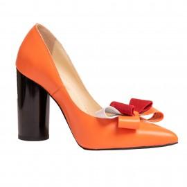 Pantofi GAROFANO portocaliu