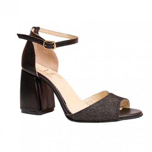 Sandale MARY negru