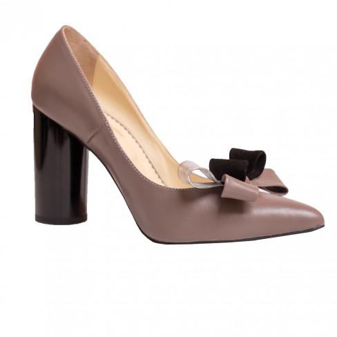 Pantofi GAROFANO gri