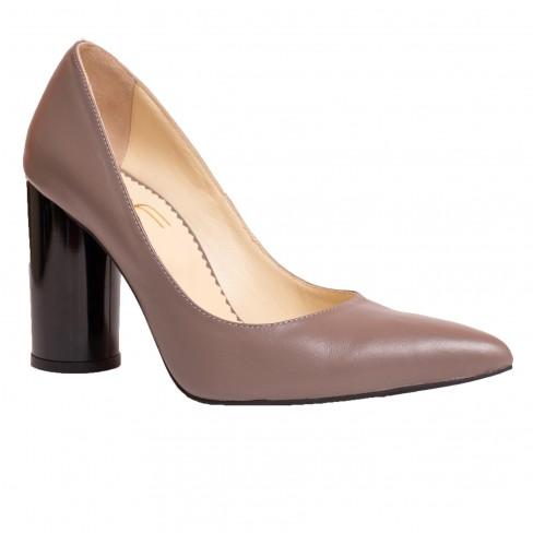 Pantofi ISA gri