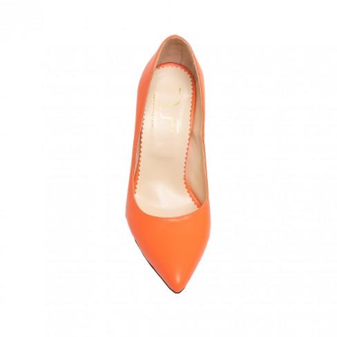 Pantofi ISA portocaliu