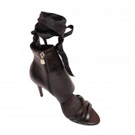 Sandale VISINA negru