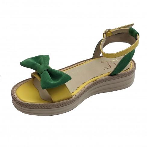 Sandale GYA galben