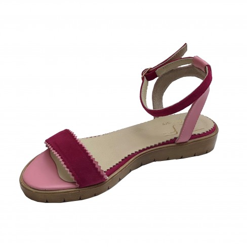 Sandale NESY roz