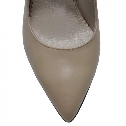 Pantofi AGAVE bej